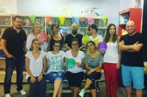 Eylül 2015, Kadıköy Anneleri'ne Özel Ücretsiz Yaratıcı Drama Atölyesi'nden...