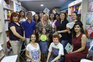 Küçük Kitap Kurtları Annelerine Yazar Mavisel Yener'le Söyleşi