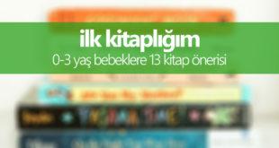 0-3 Yaş Bebeklere 13 Kitap Önerisi